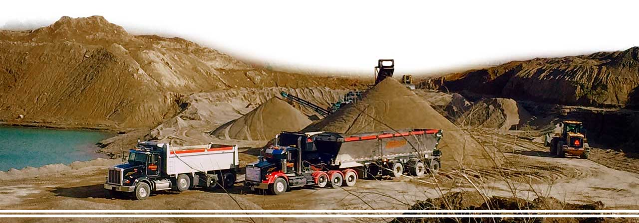 Livingston Sand & Gravel Pit in Norfolk County